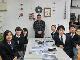 コミュニティスペース写真
